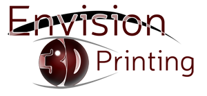Envision 3D Printing Logo