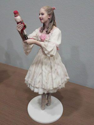 Clara printed model